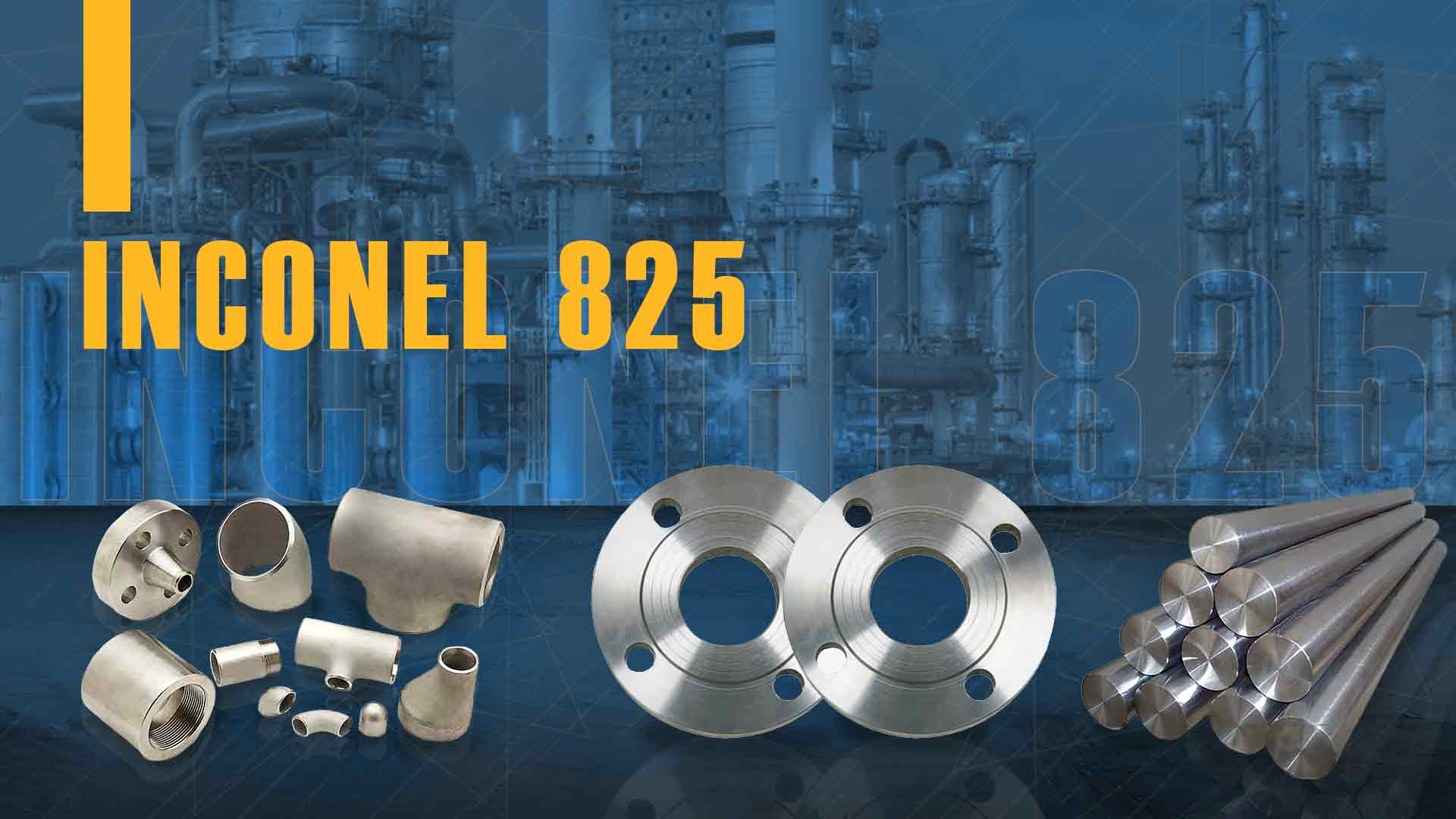 Inconel 825 In Bangladesh